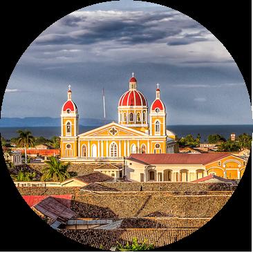 tropical vacations Costa Rica Granada Nicaragua